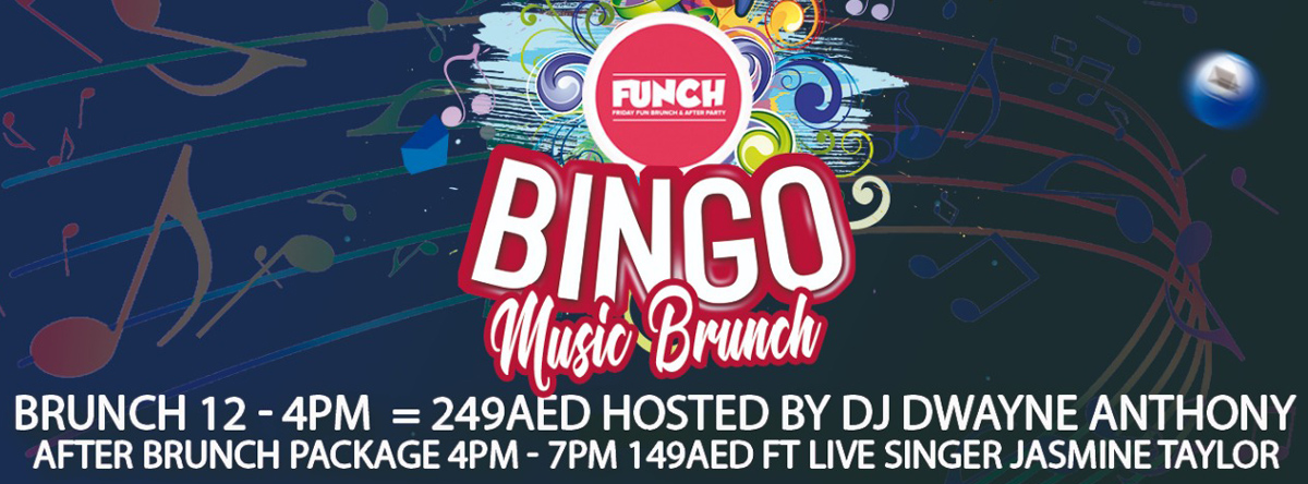 FUNCH Bingo Party Brunch @ Easy Tiger