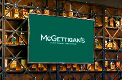McGettigan's City Centre Opens