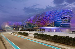 W Abu Dhabi – Yas Island restarts the party