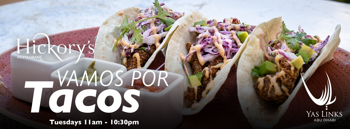 Taco Tuesdays @ Hickory's