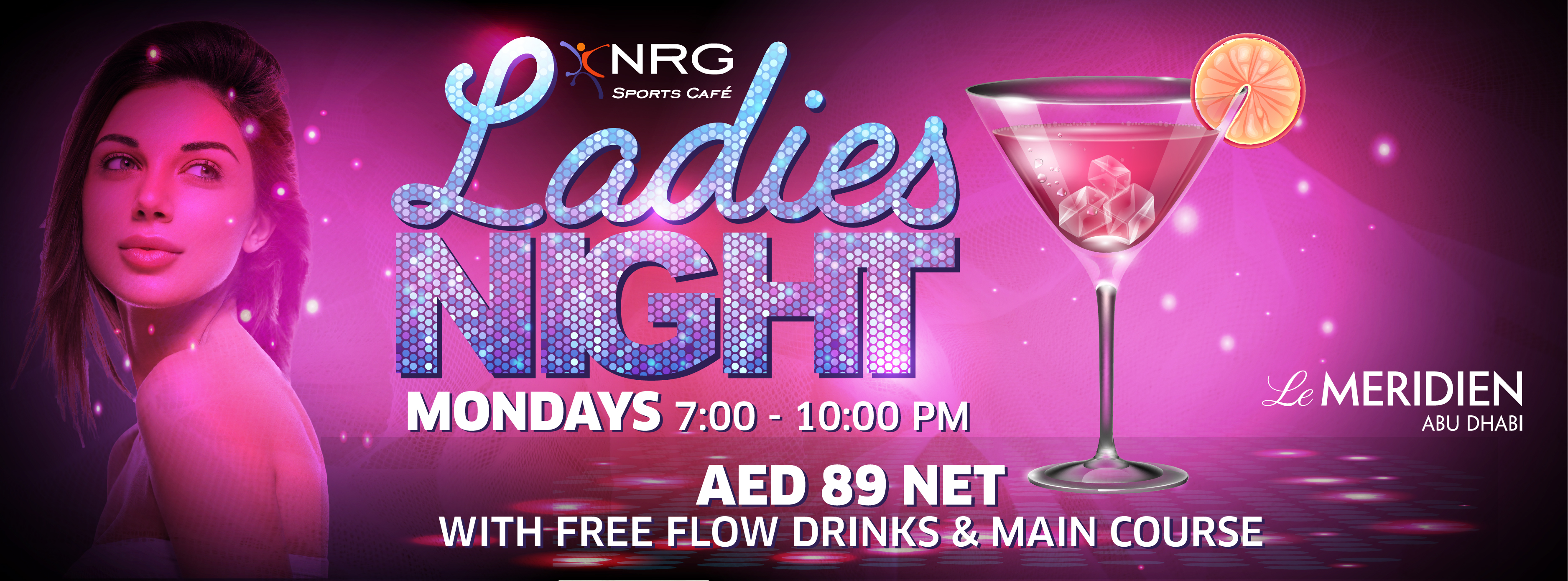 NRG Ladies Night