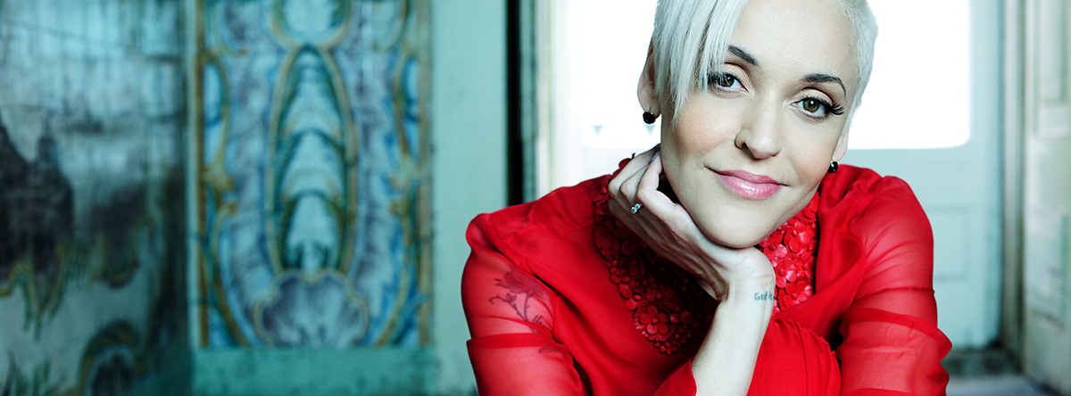 The Queen of Fado: Mariza – Live in Abu Dhabi @ the Emirates Palace Auditorium