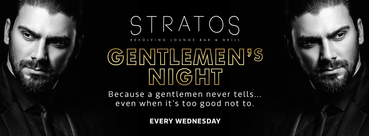 Gentlemen's Night @ Stratos