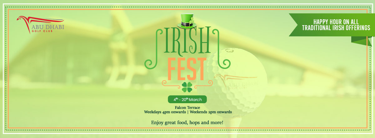 Irish Fest @ Abu Dhabi Golf Club