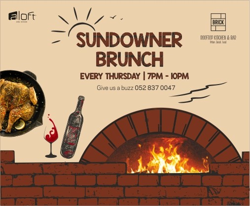Sundowner Brunch