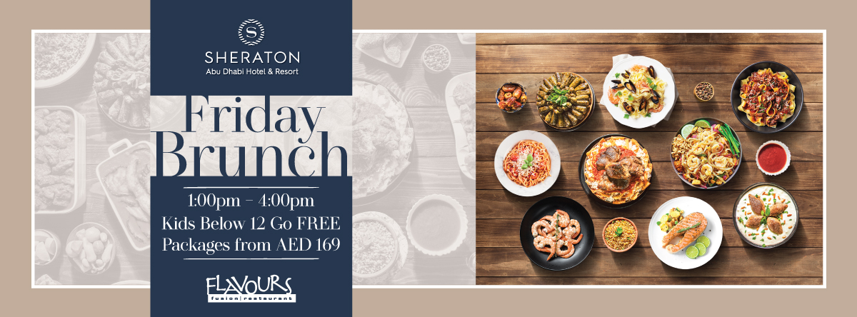 Friday Brunch @ Flavours