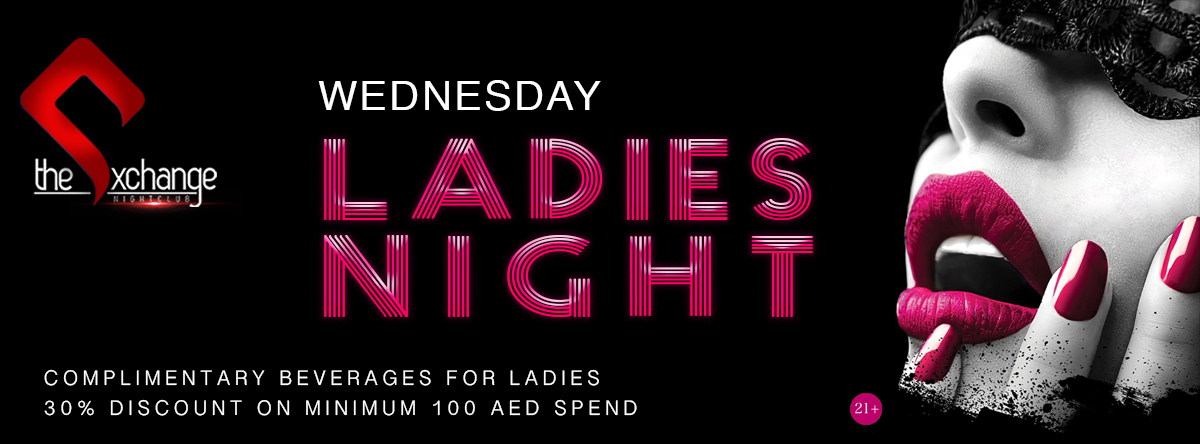 Ladies Night @ The Exchange