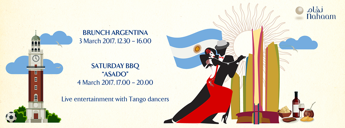 Argentinian Festival @ Jumeirah at Etihad Towers