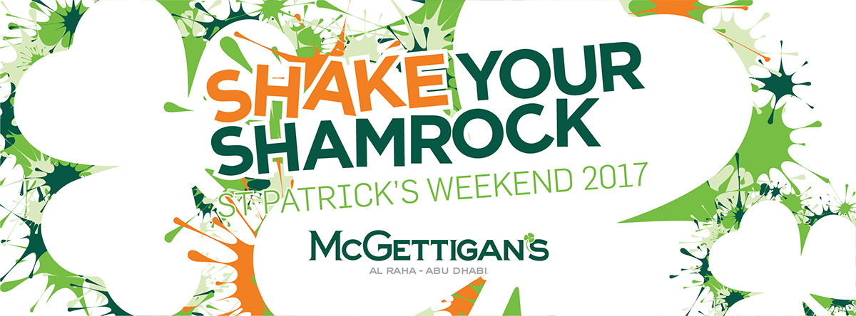 Paddy's Day Celebrations at McGettigan's