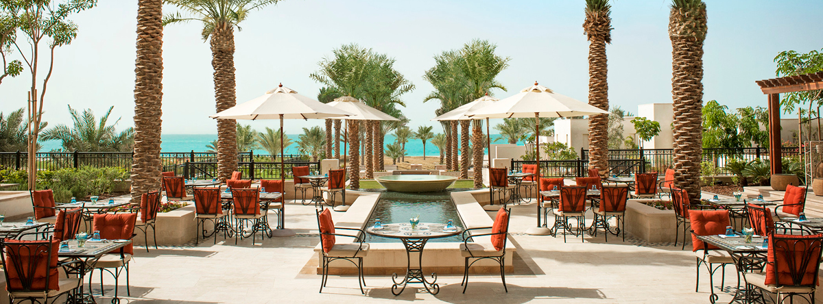 The St. Regis Saadiyat Brunch
