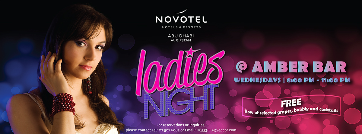 Ladies night @ Amber Bar