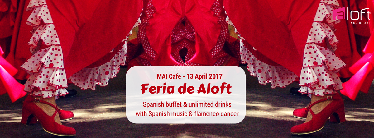 Feria de Aloft @ Mai Cafe