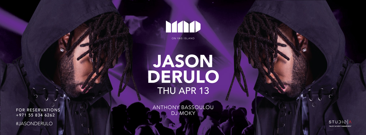 MAD Thursdays presents Jason Derulo