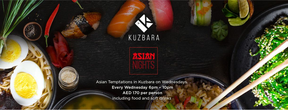 Kuzbara Asian Night