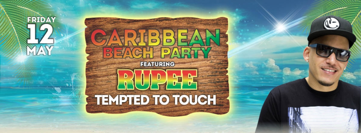 Tempted to Touch – Caribbean Beach Party