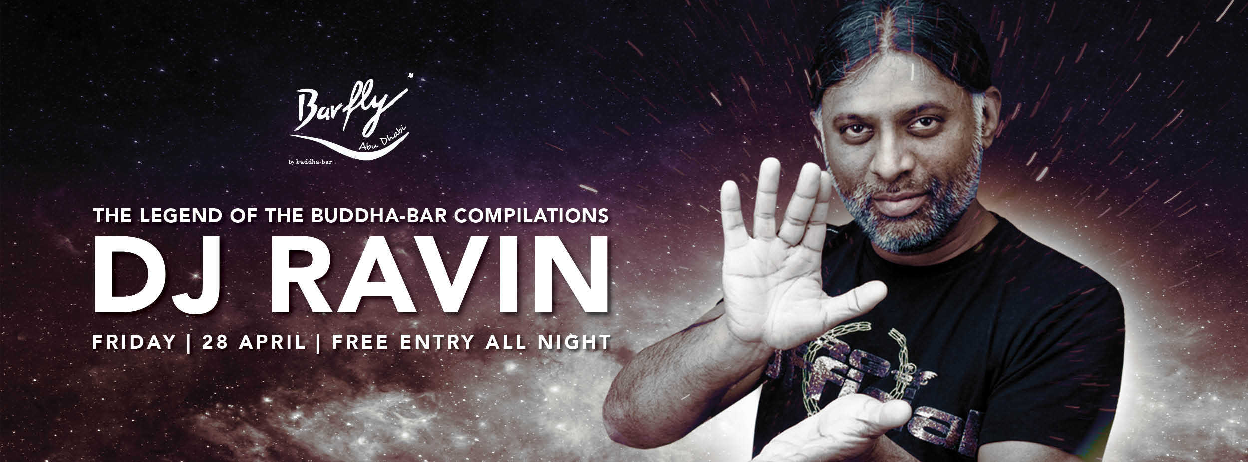 DJ Ravin - The Legend of Buddha-bar Compilations