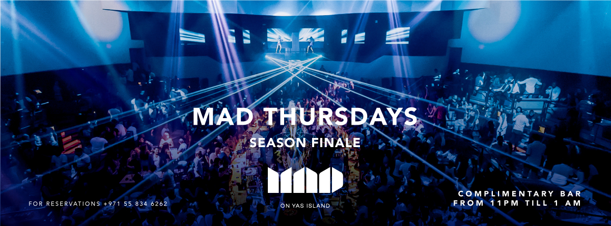 MAD Thursdays Season Finale