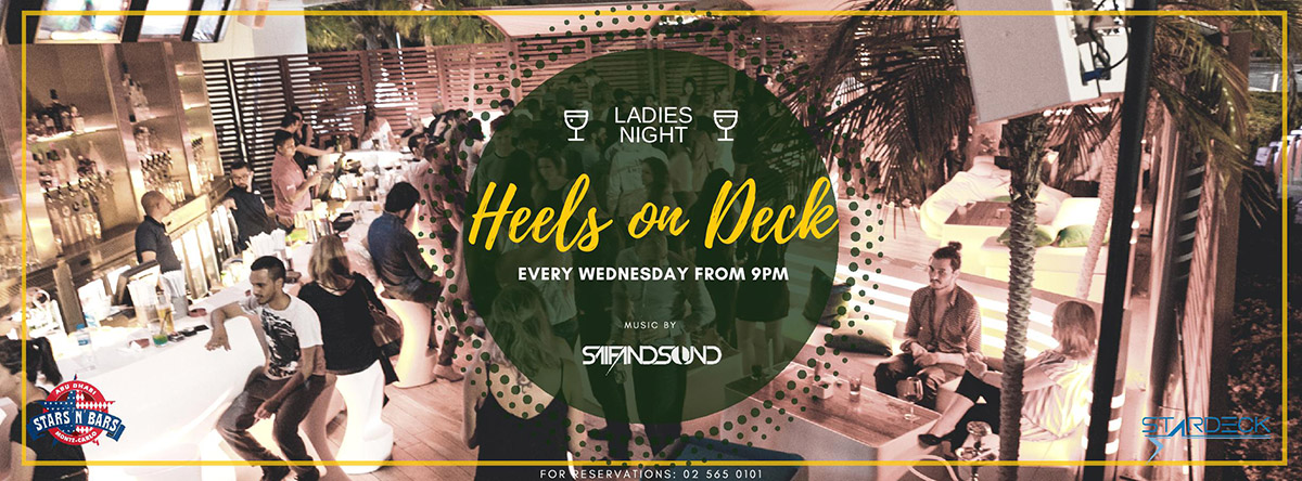Heels on Deck @ Stars n Bars