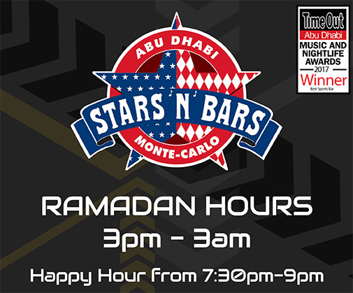 Open Hours during Ramadan