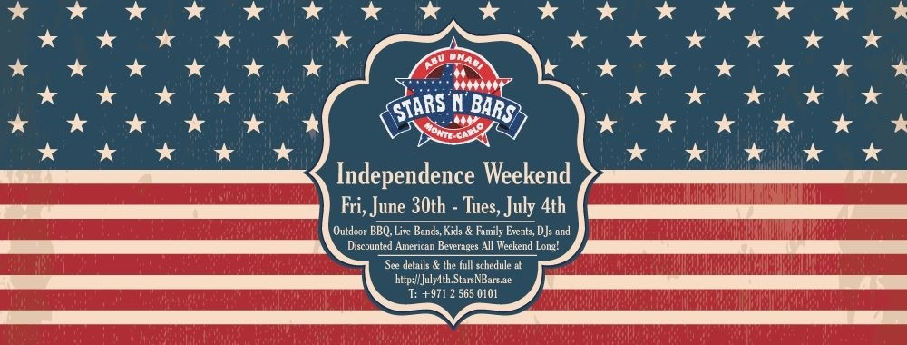 Independence Weekend @ Stars n Bars
