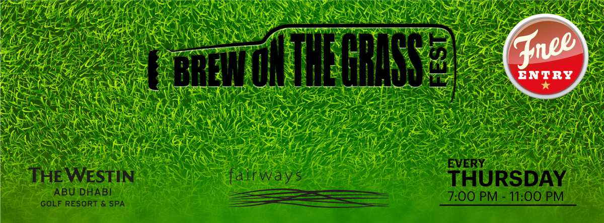 Brew on The Grass @ The Westin