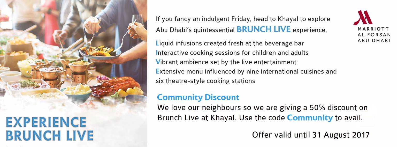 Friday Brunch @ Khayal