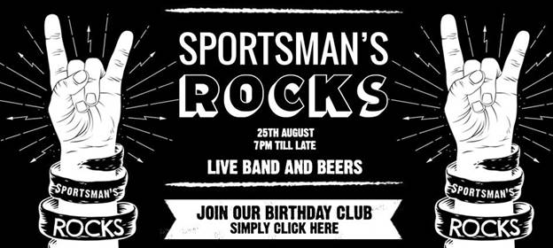 Sportsman's Rocks