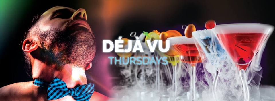 Deja Vu Night @ Blue Bar