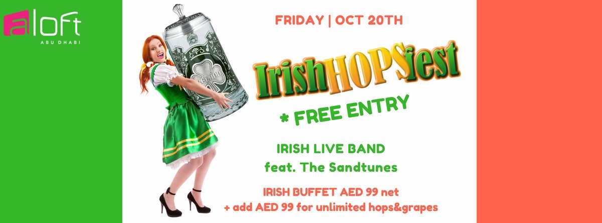 Irish HOPS fest @ MAI Cafe