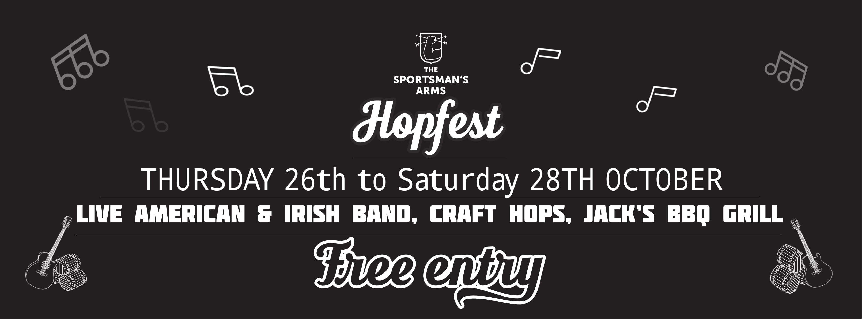 HopFest @ The Sportsmans Arms