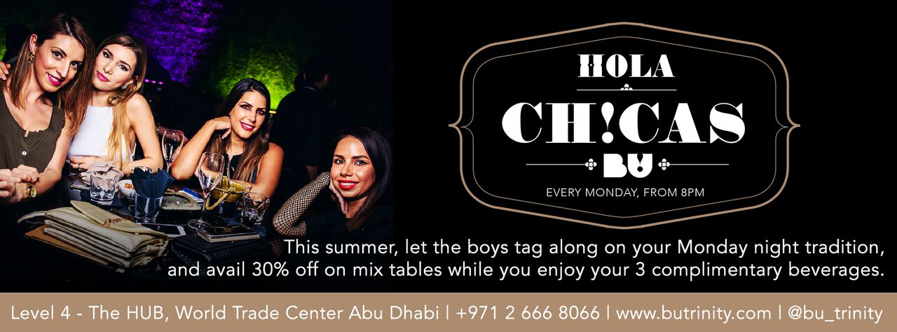HOLA CH!CAS – Ladies Night @ Bu!