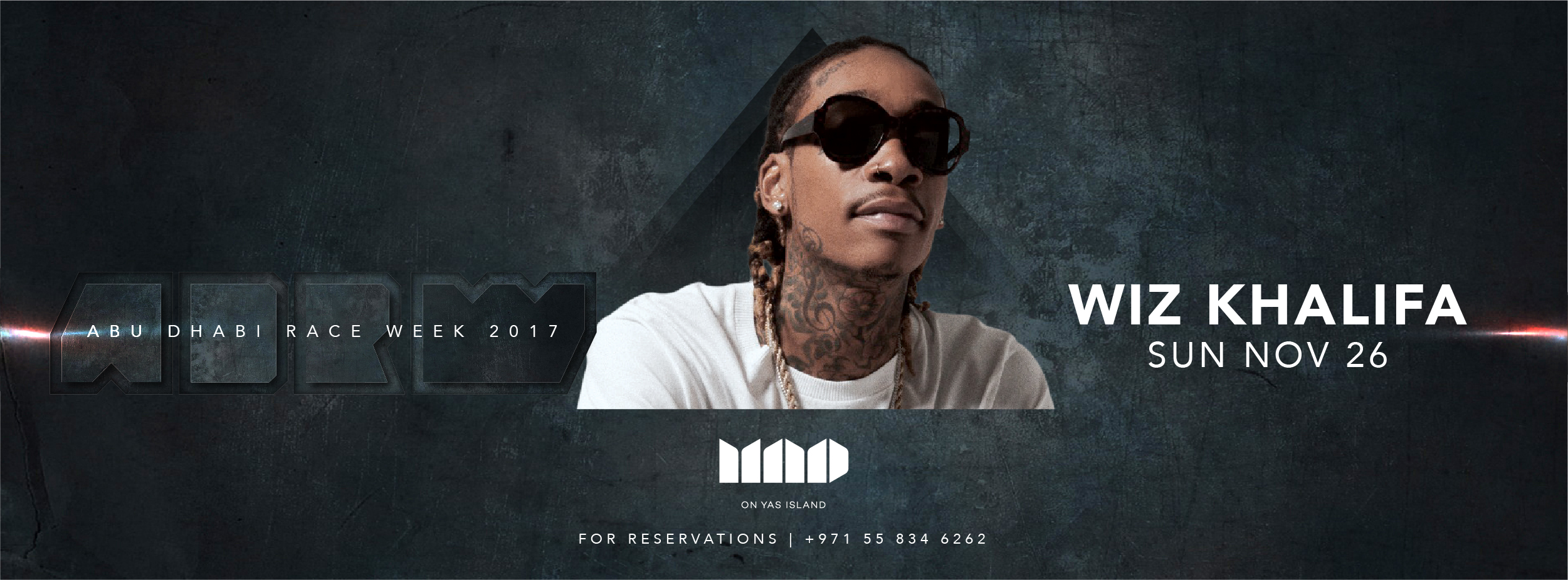 Wiz Khalifa @ MAD