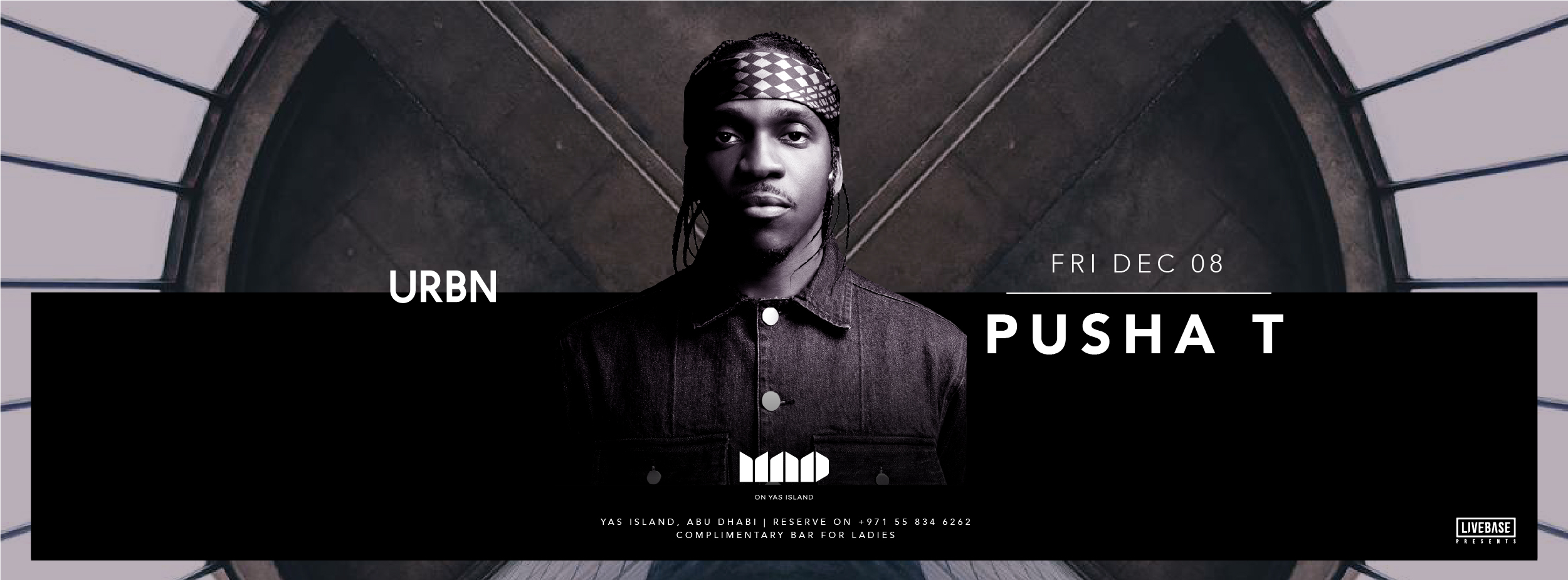 Pusha T @ Mad