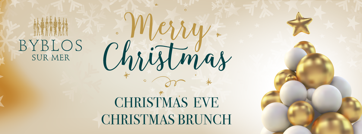 Christmas Brunch @ Byblos