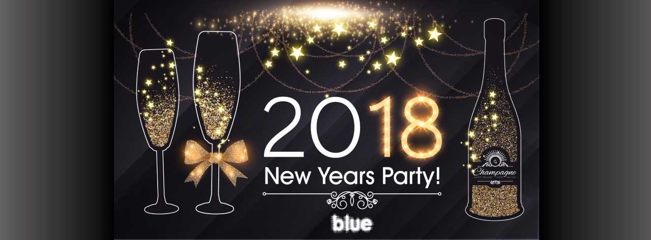 New Years Party @ Blue Bar & Lounge