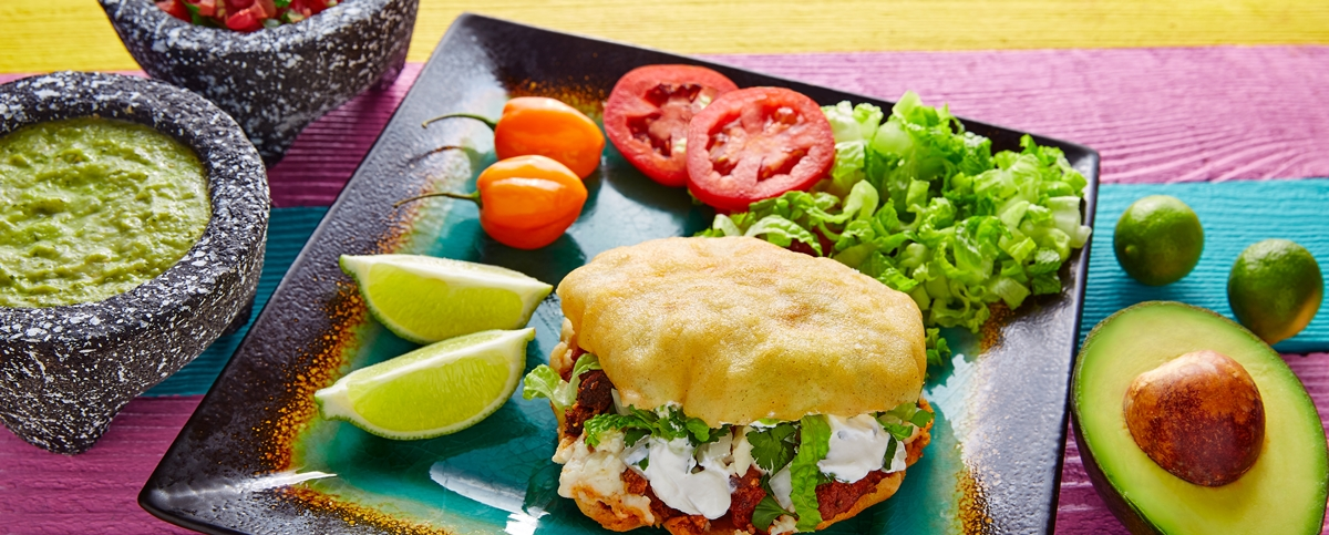 Froy's Specials – Gorditas of The Day @ Sheraton