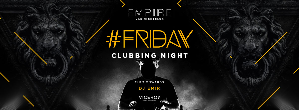 #Friday (Hashtag Friday) @ Empire