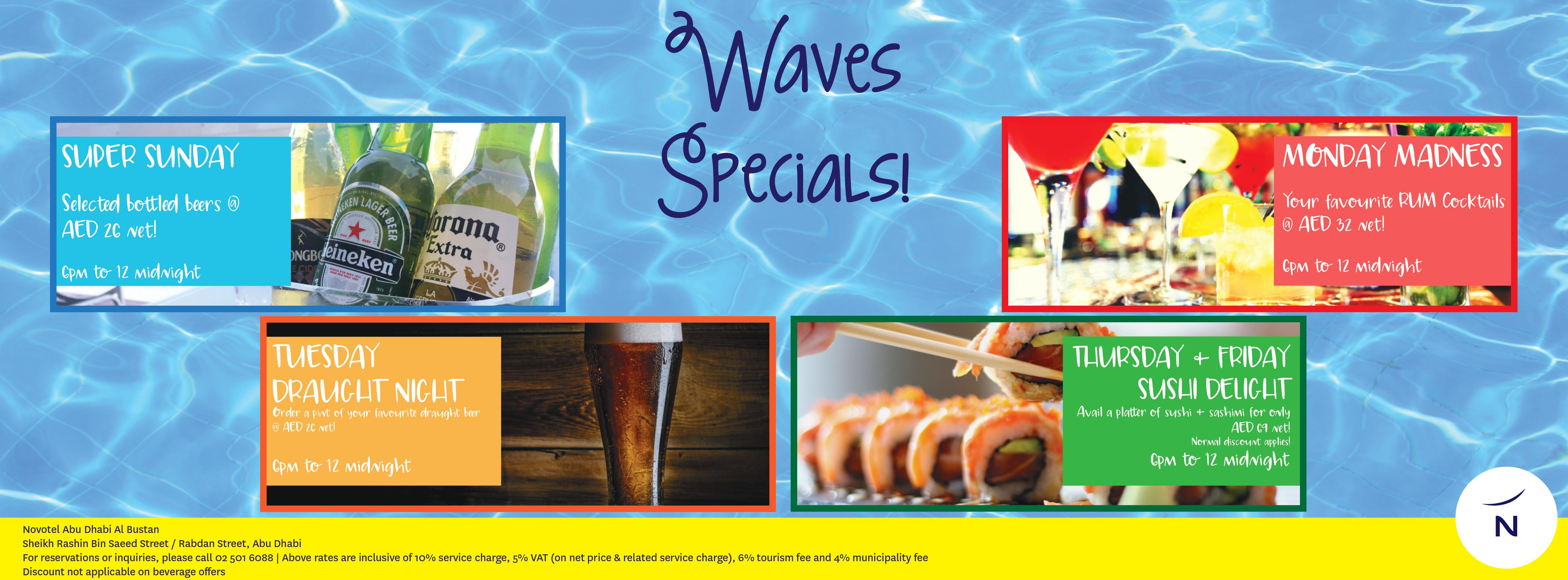 Waves Special
