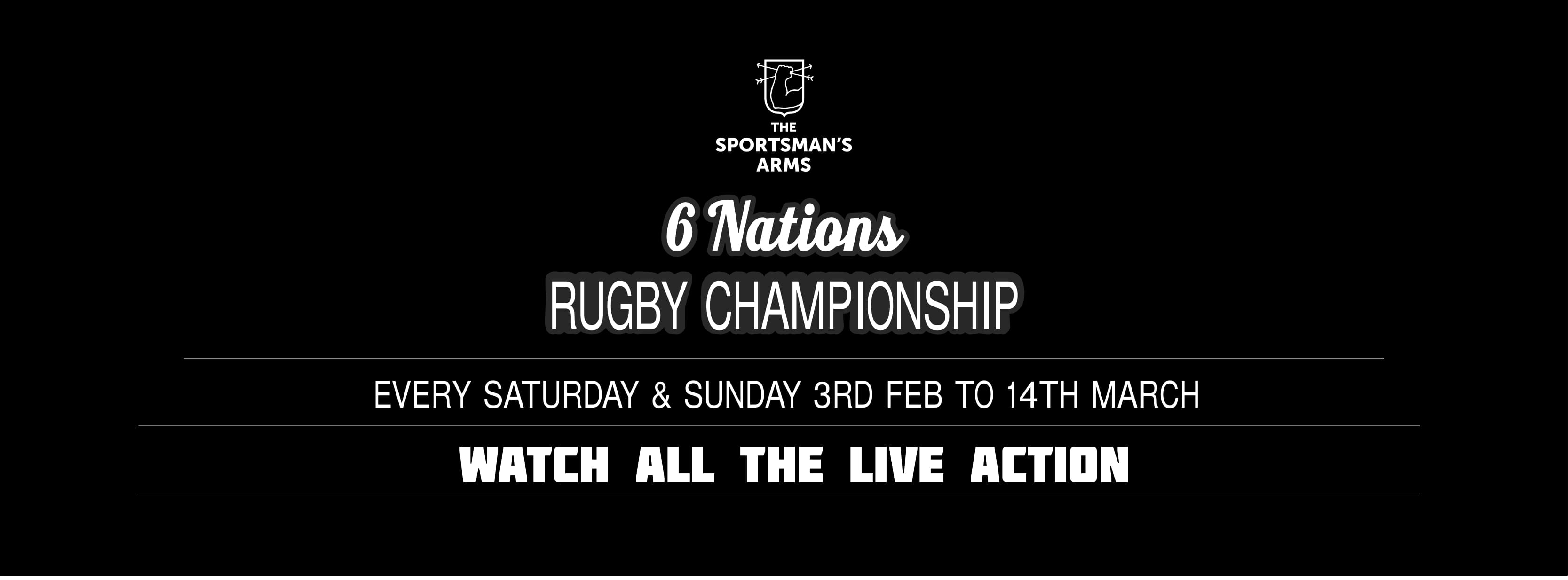 6 Nations Rugby Championship