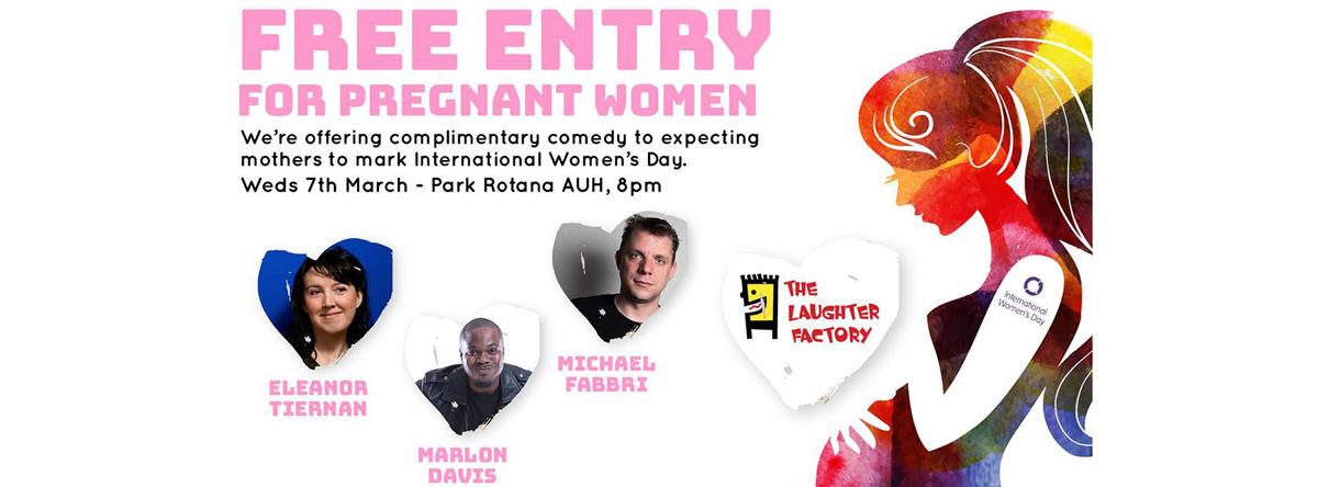 Laughter Factory in March @ Park Rotana