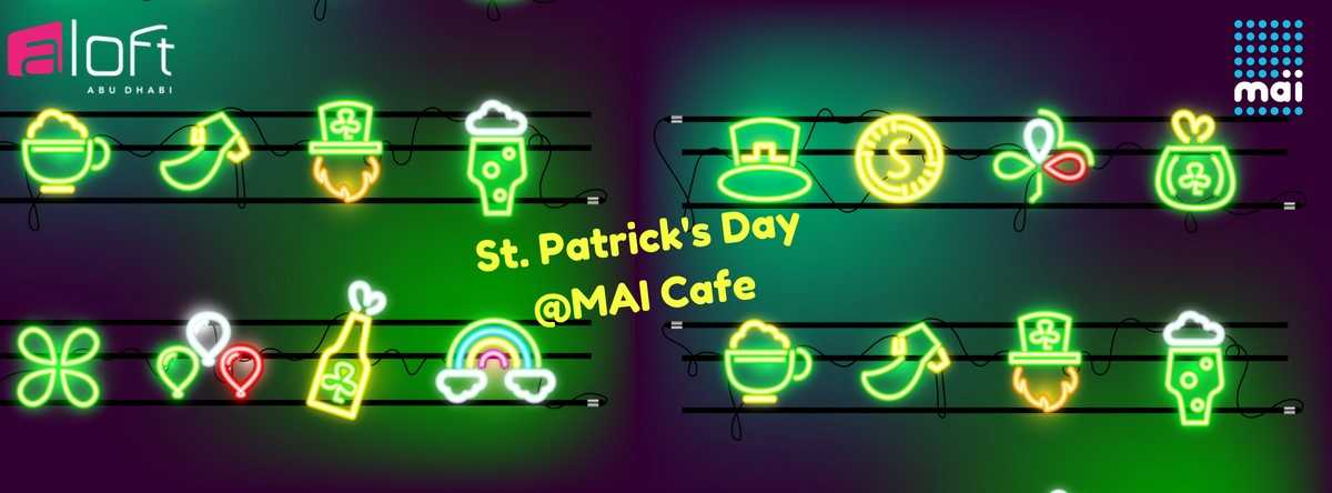 St. Patrick's Irish BBQ @MAI cafe