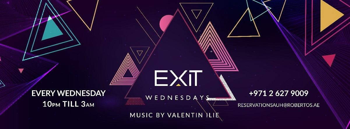 EXIT Wednesdays