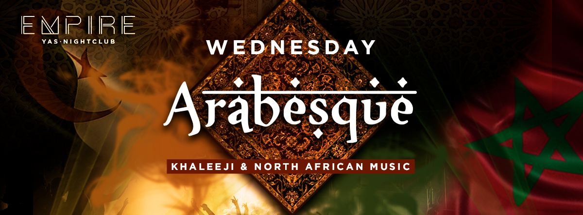 Arabesque Night @ Empire