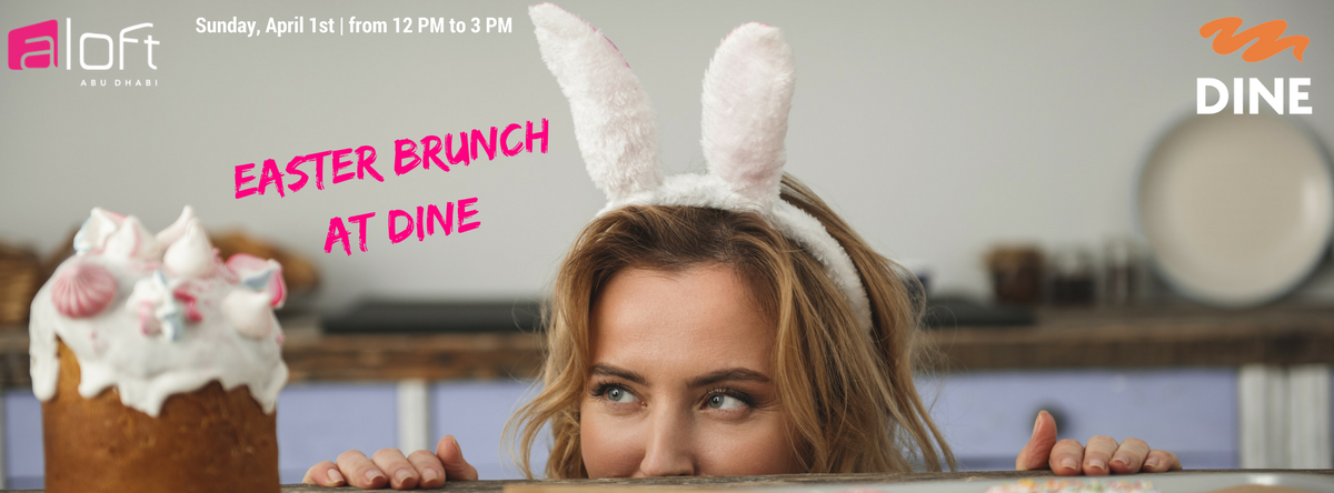 Easter Brunch @ DINE