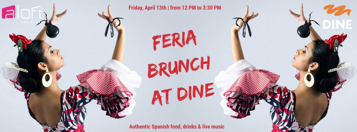 Feria Brunch at DINE