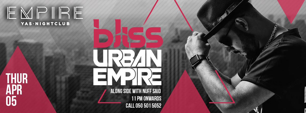 Urban Empire with BLISS
