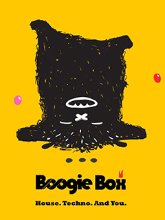 Boogie Box @ Up and Below