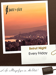 Friday Beirut Ladies Night @ Jazz 'n' Fizz