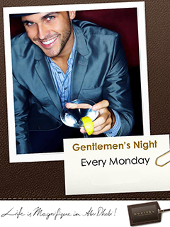 Monday Gentlemen`s Night @ Jazz 'N' Fizz
