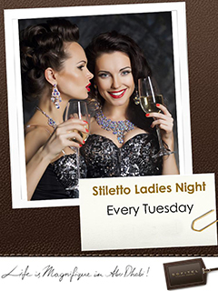 Stiletto Ladies Night @ Jazz 'n' Fizz